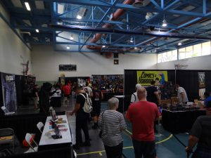 Fusion Con main exhibit hall